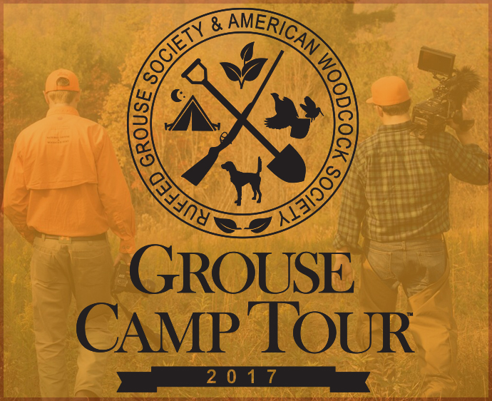 2017 Grouse Camp Tour Logo