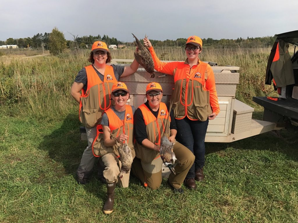 Women's Intro to Wingshooting