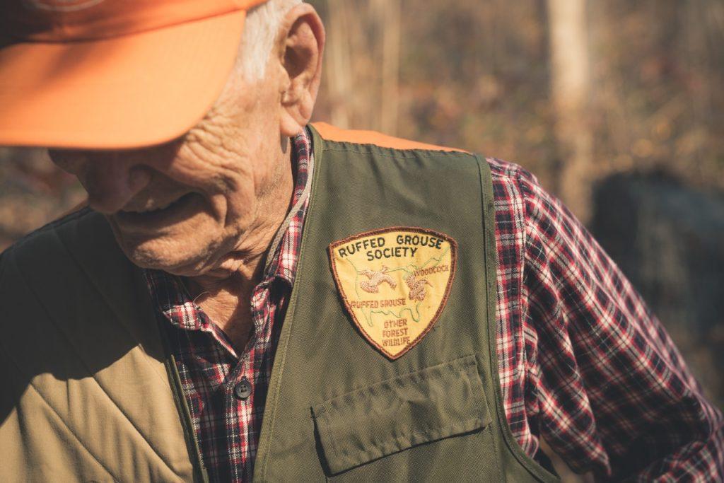 Grouse Hunter in Georgia