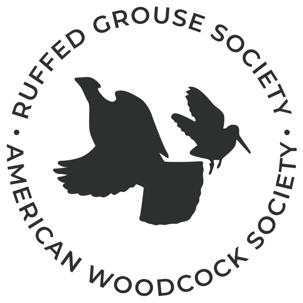 Ruffed Grouse Society & American Woodcock Society Logo