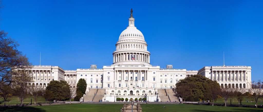 United States Capitol - The Great American Outdoors Act